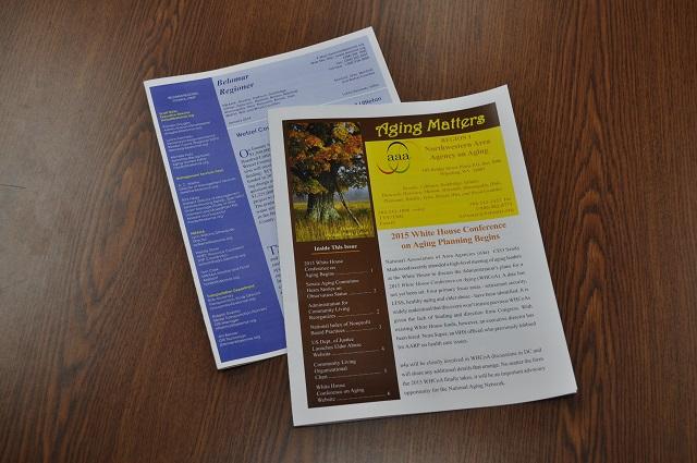 Belomar Regioner & Aging Matters Newsletters